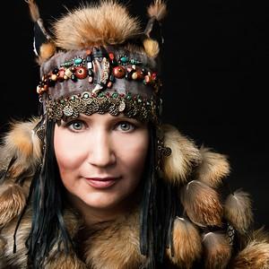 Speaker - Aayla - Sibirische Schamanin